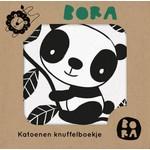 Bora Knuffelboekje - In de dierentuin