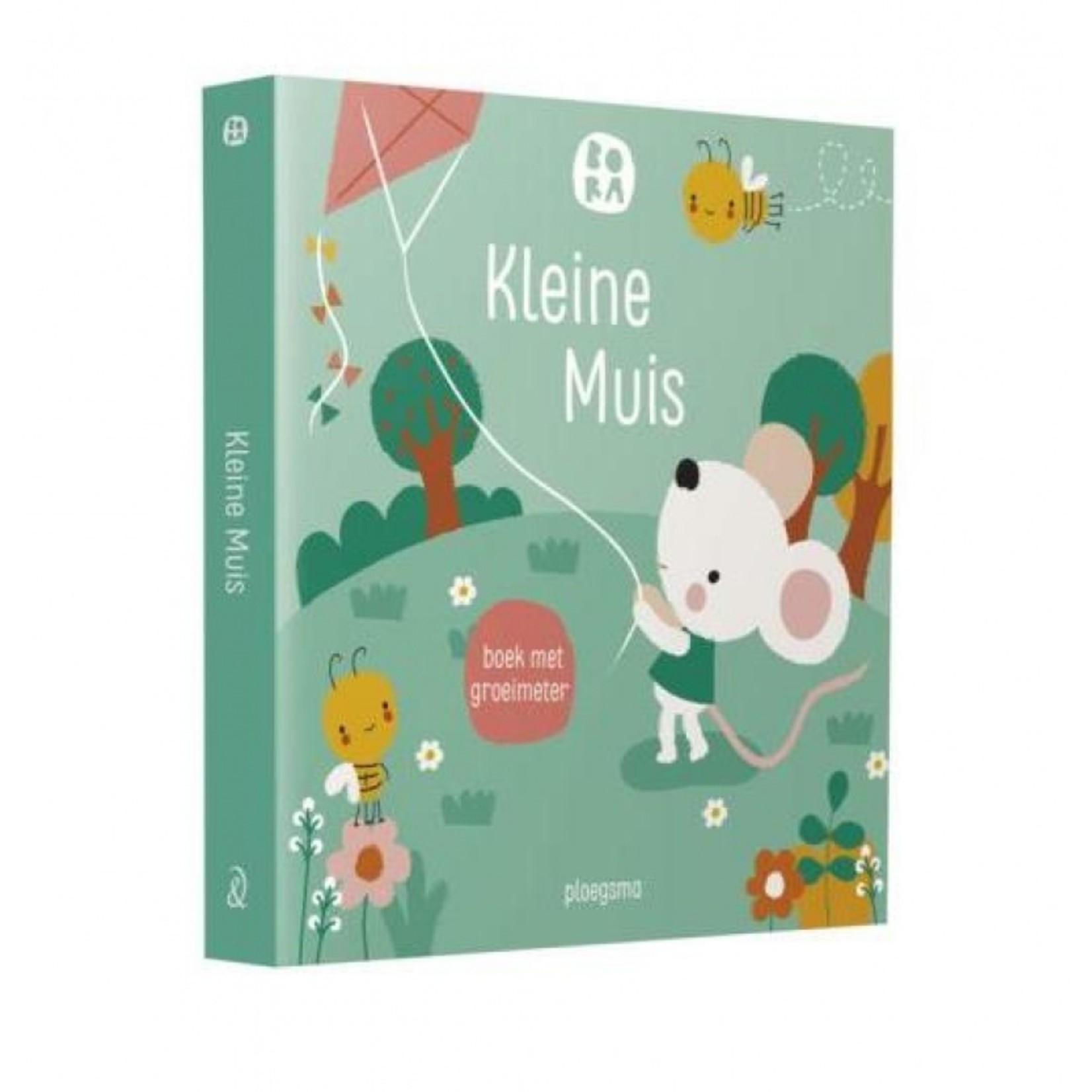 Kartonboekje - Kleine muis