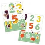 Bora Stickers - Nummers