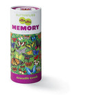Memory game - Butterflies