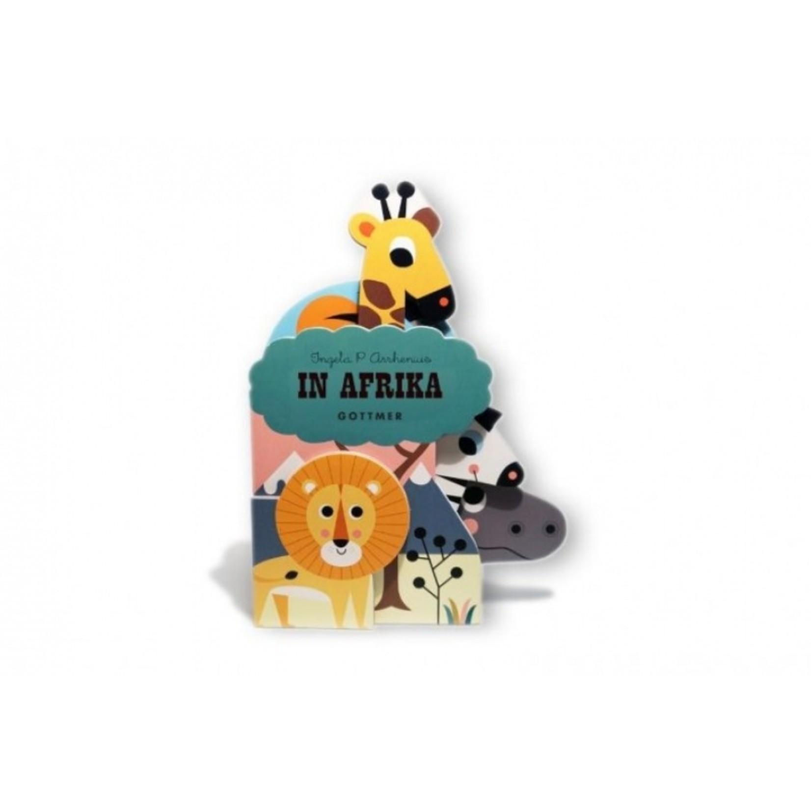 In Afrika (3D-Kartonboekje)