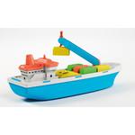 Vrachtschip met containers