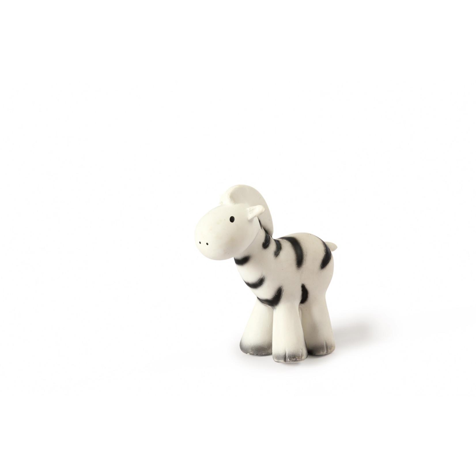 Bad- en bijtspeelgoed Zebra