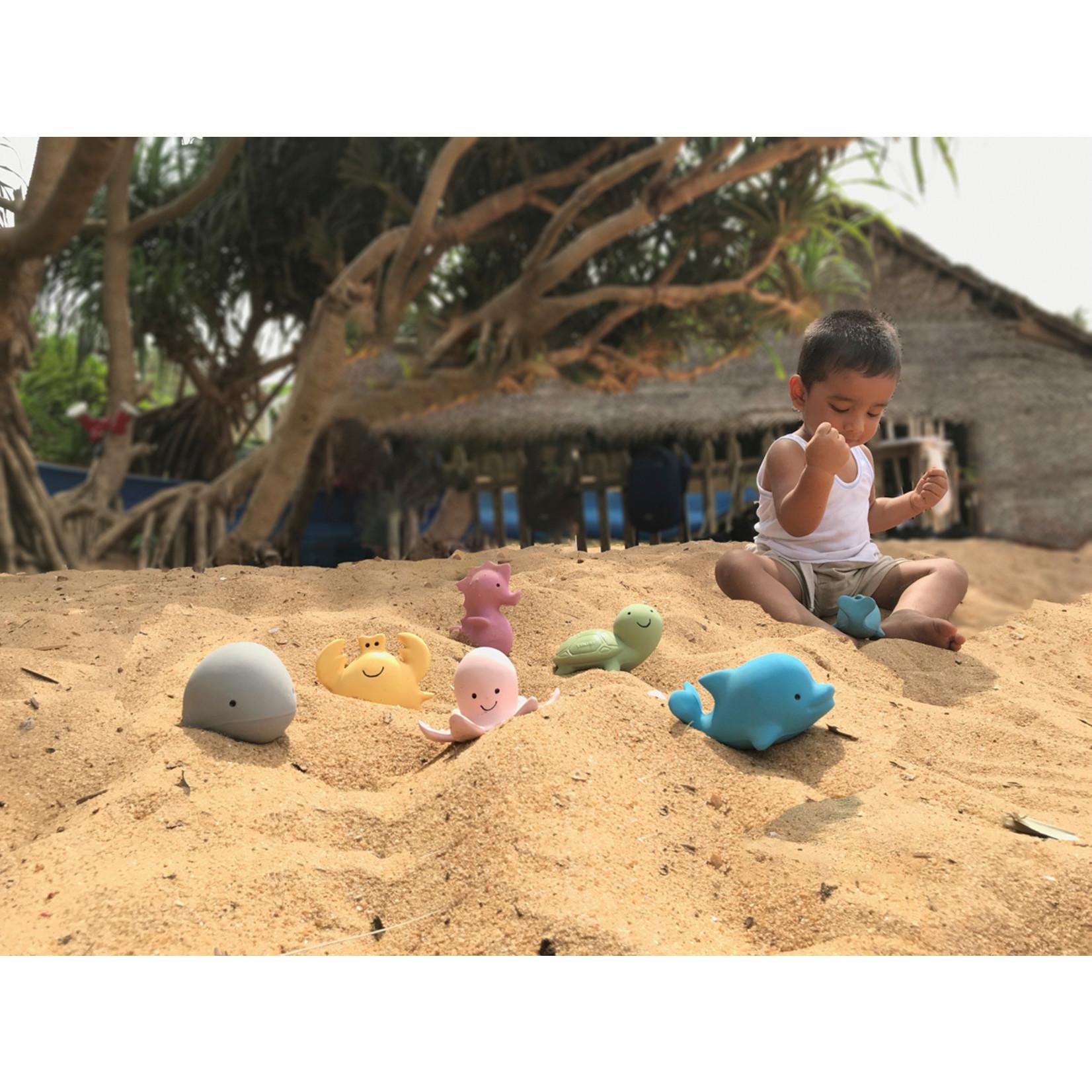Bad- en bijtspeelgoed Schildpad