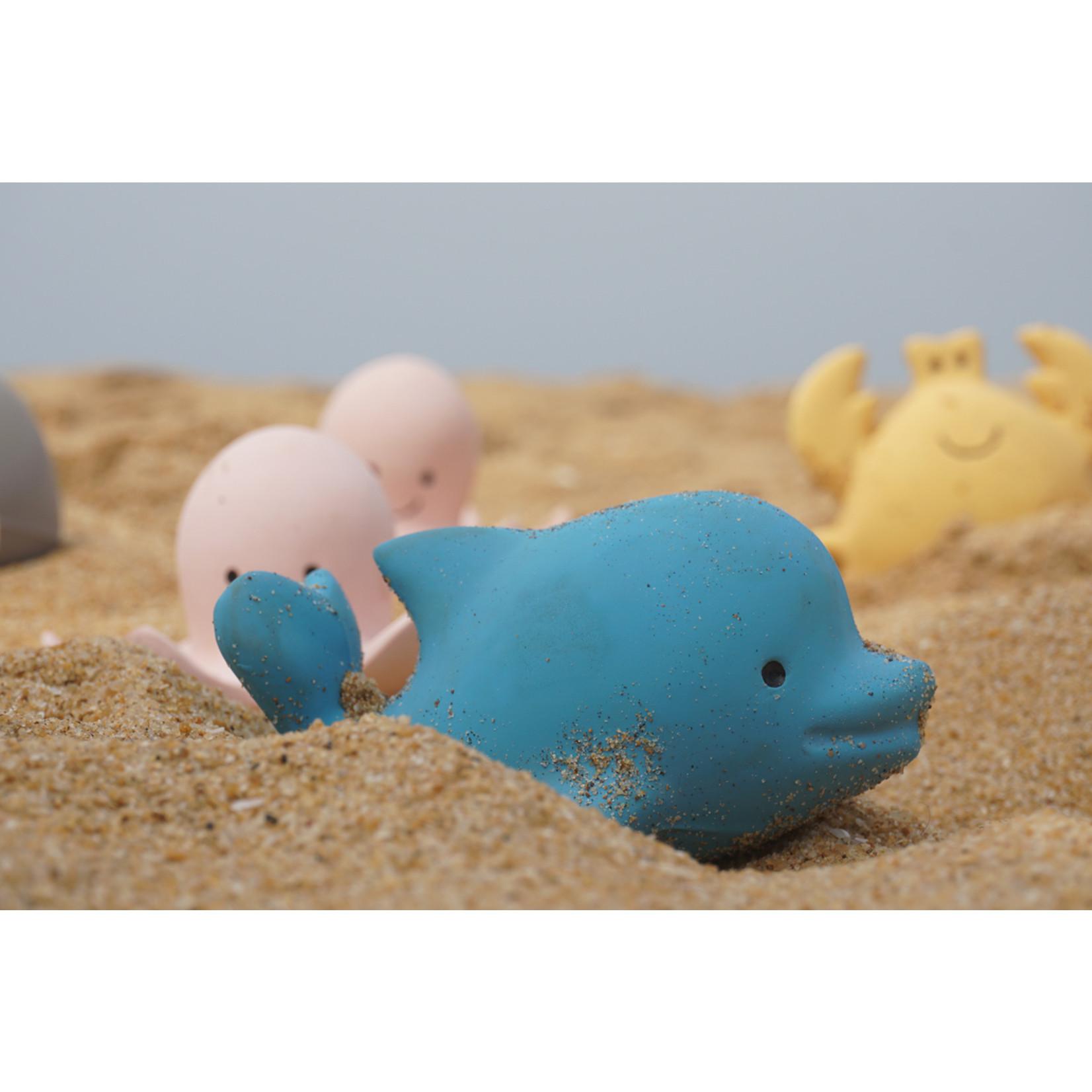 Bad- en bijtspeelgoed Dolfijn