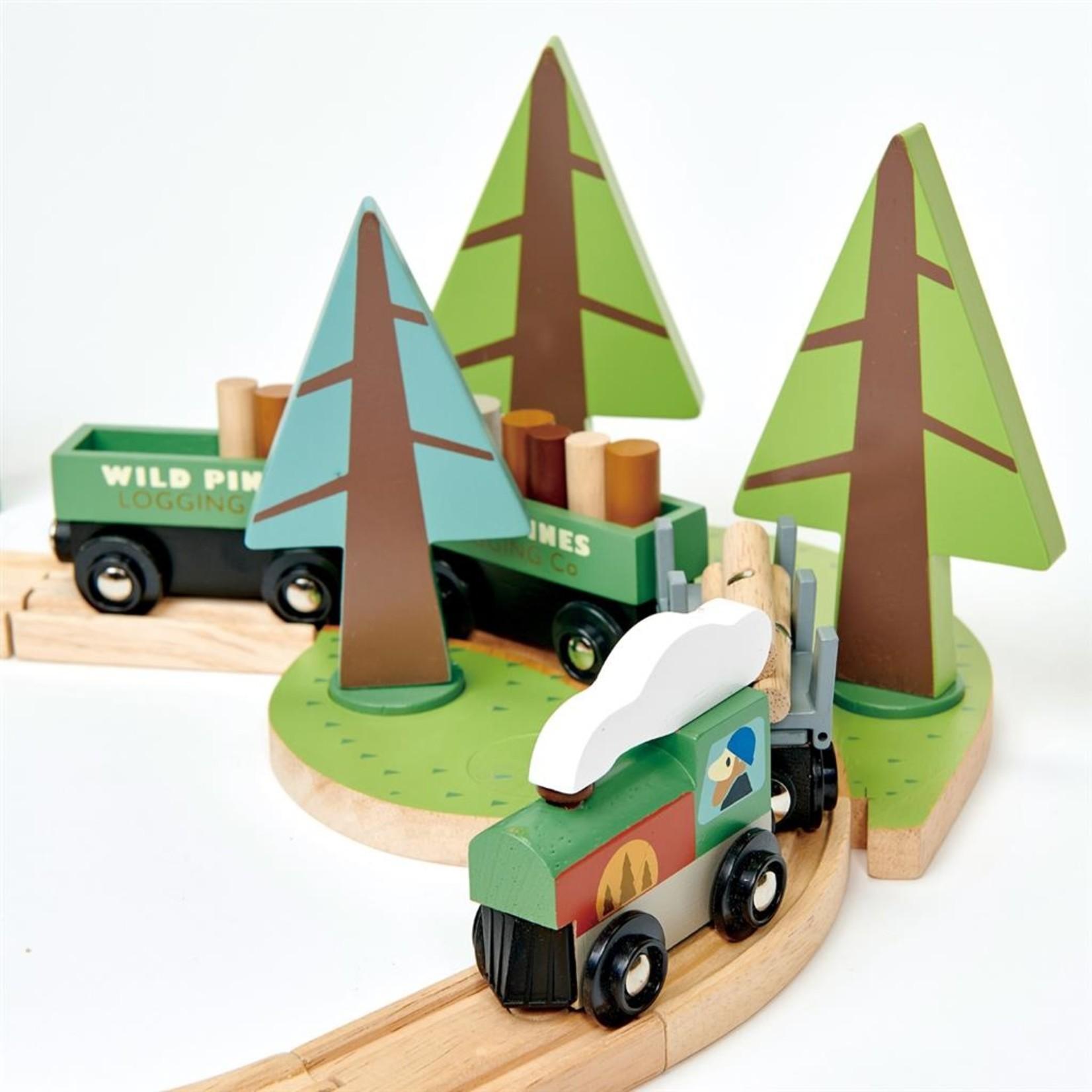Treinenset Wild Pines