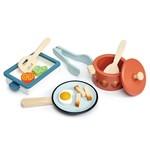 Tender Leaf Toys Potten en pannen