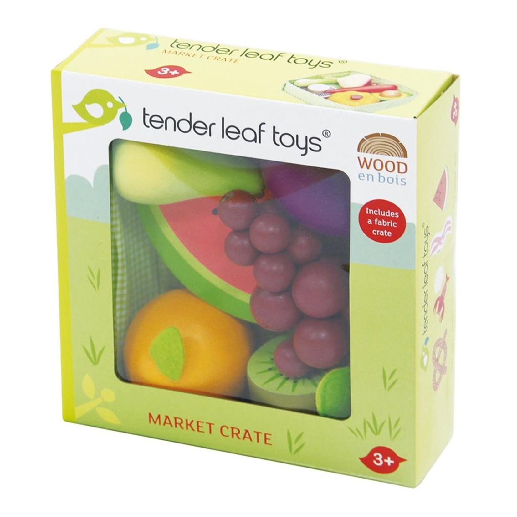 Mandje met fruit