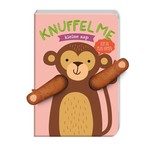 Imagebooks Knuffel me kleine aap