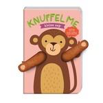 Knuffel me kleine aap