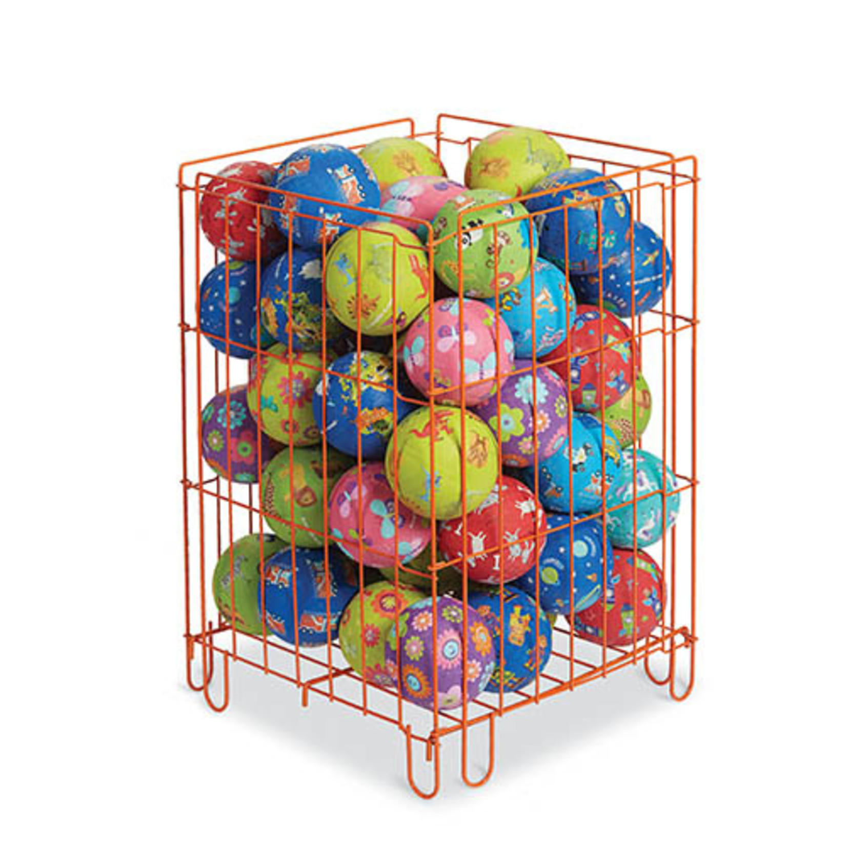 Speelbal Wereld 18 cm