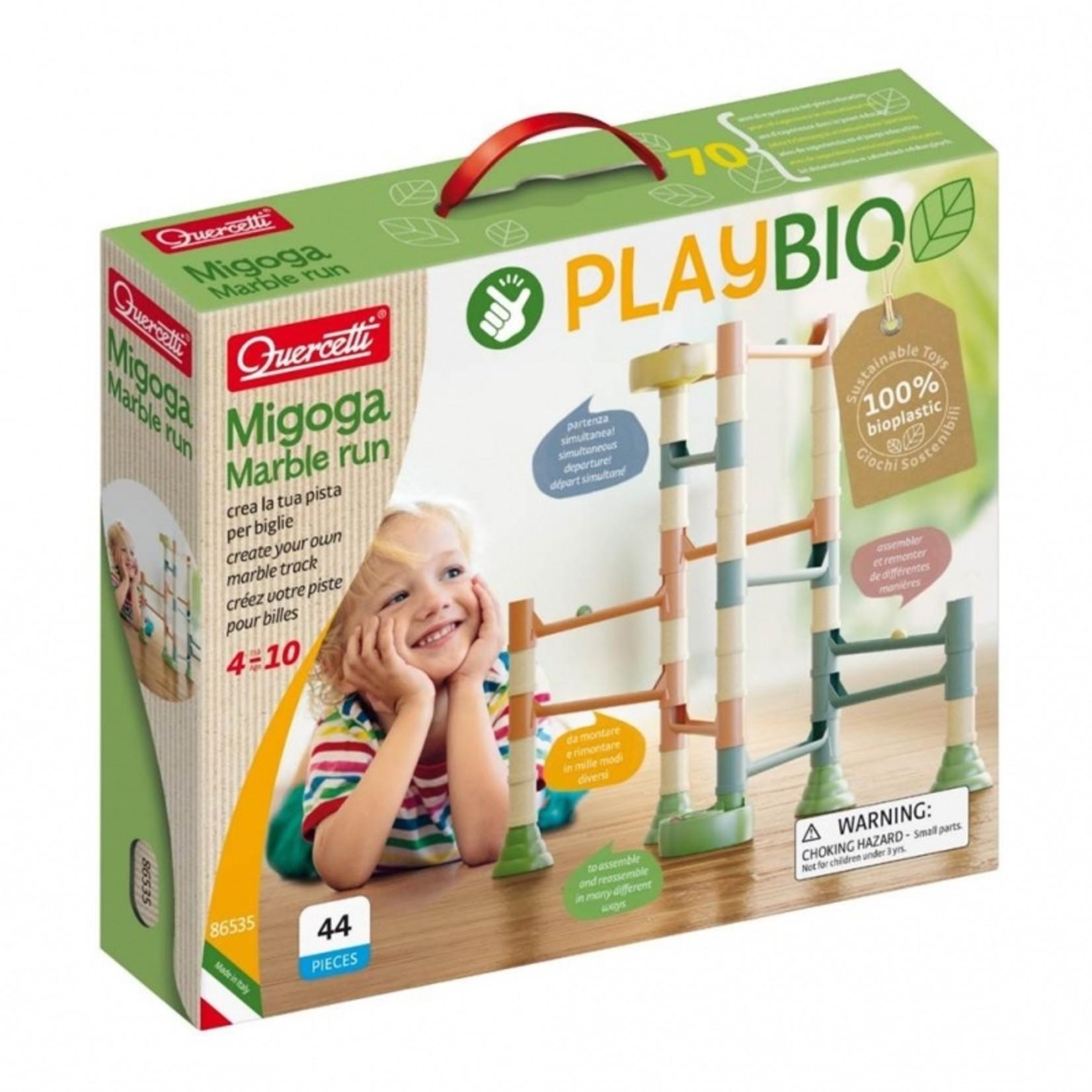 Play Bio Knikkerbaan
