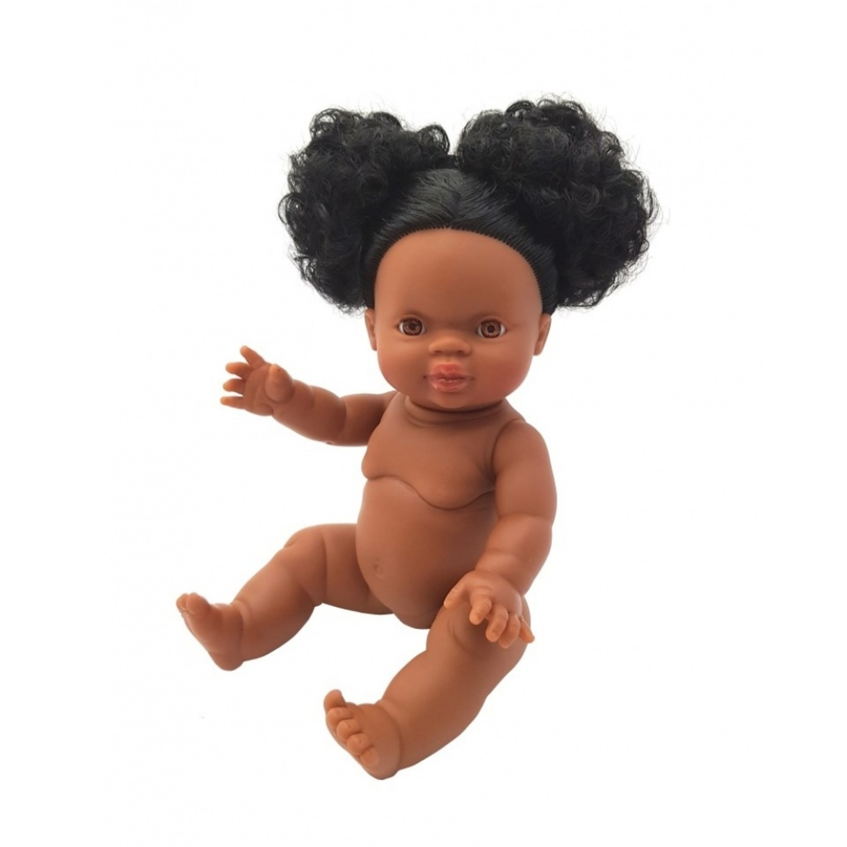 Gordi Babypop Meisje met donker haar
