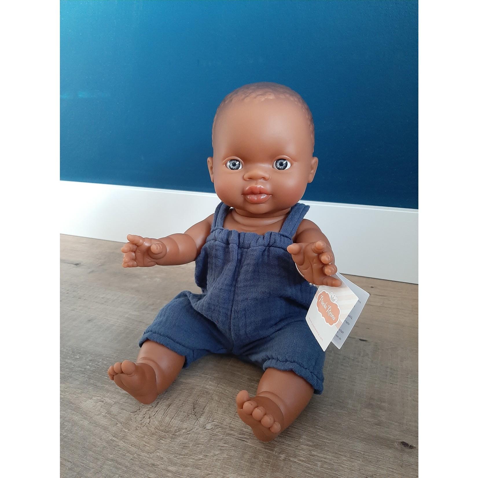 Gordi Babypop Jongen met blauwe ogen