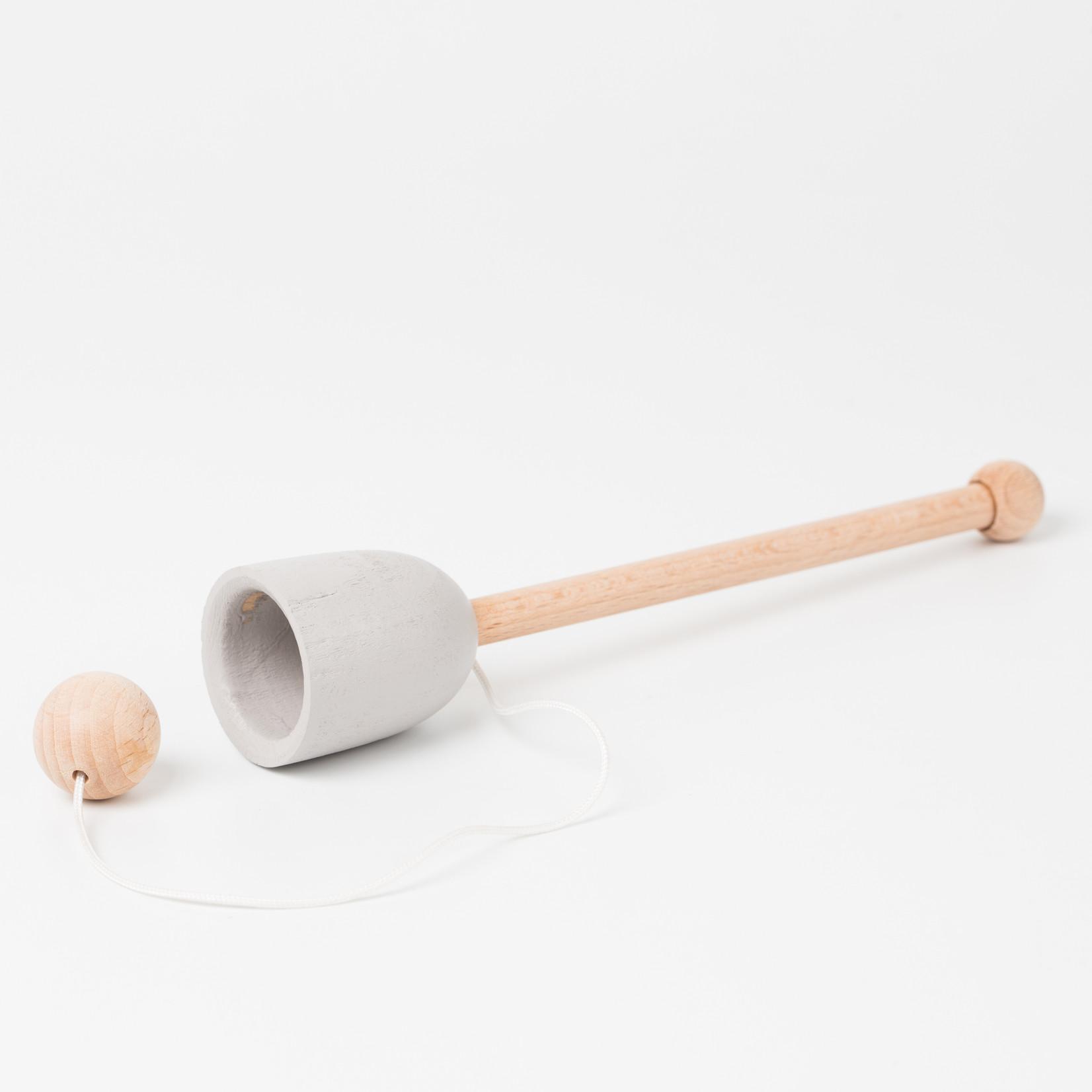 Cup ball, grijs