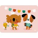 Bora Kaart Cupcake party