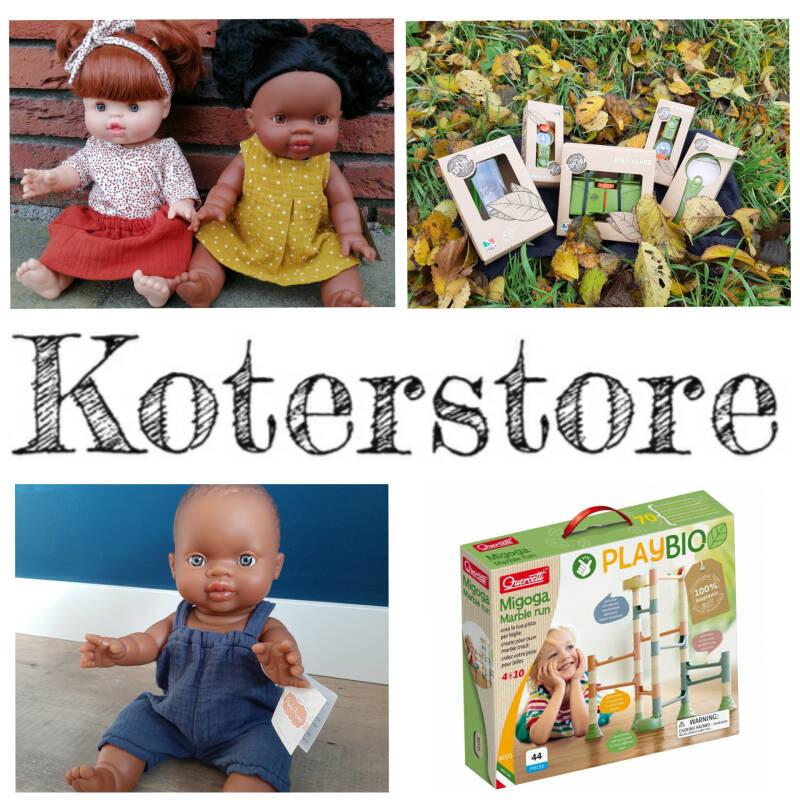 Wat verkoopt Koterstore nu eigenlijk?