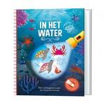 Lantaarn Zaklampboek-Speuren in het water