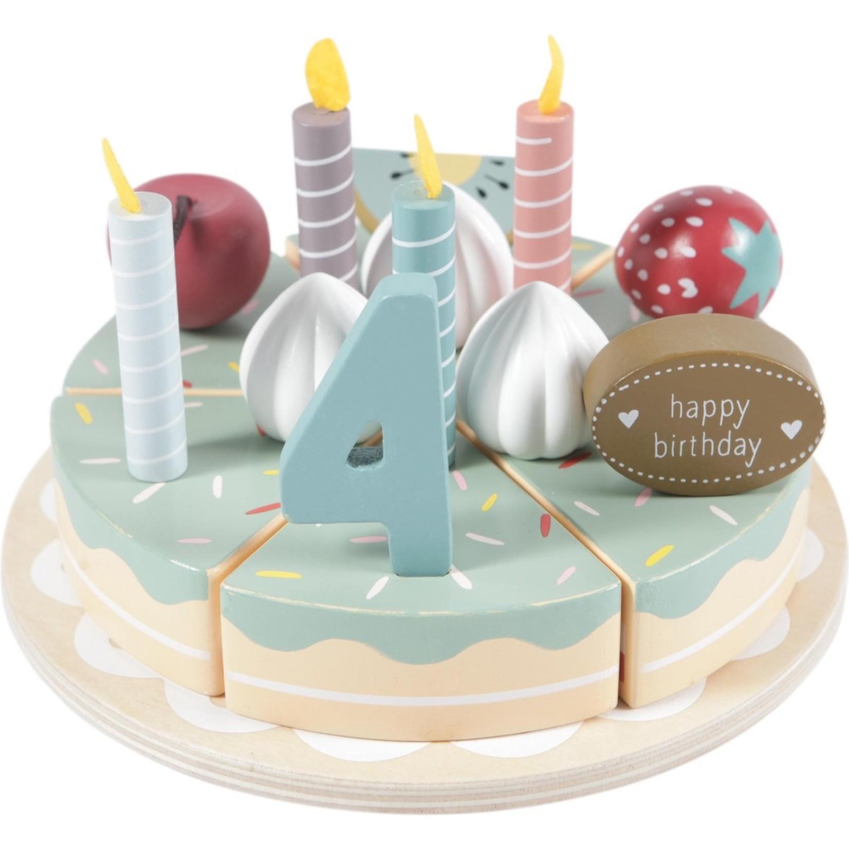 Verjaardagstaartje