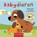 Clavis Babydieren geluidenboek