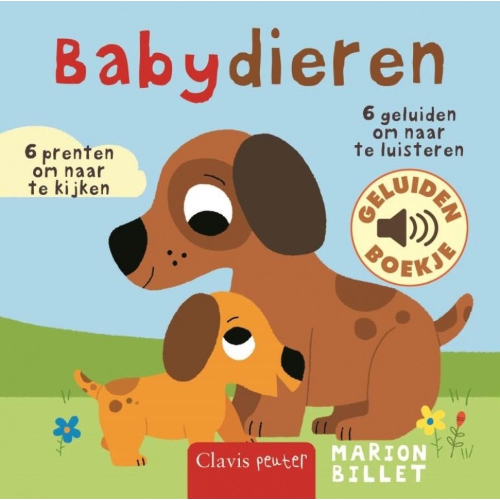 Babydieren geluidenboek