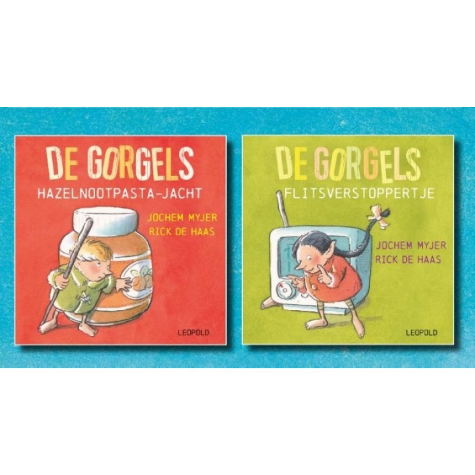 Leopold De Gorgels - uitdeelboekjes