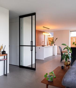 InteriorDoors® Aluminium Enkele taatsdeur