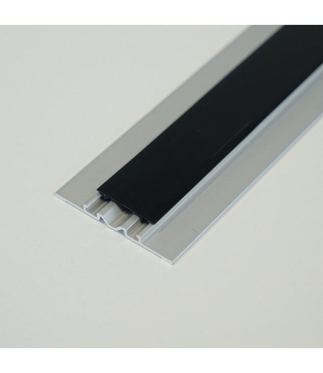 Aluminium onderstrip