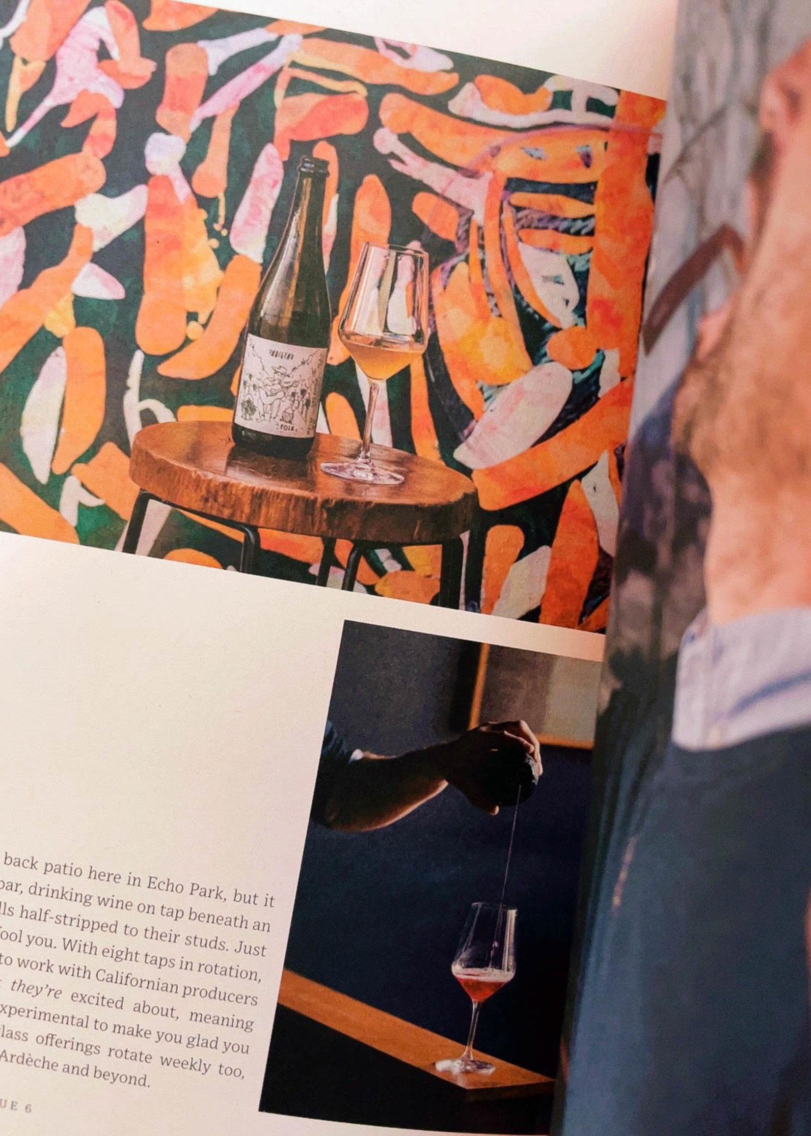 Pipette Magazine Pipette - the indie mag about natural wines - Issue 6