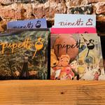 magazines, boeken & tassen