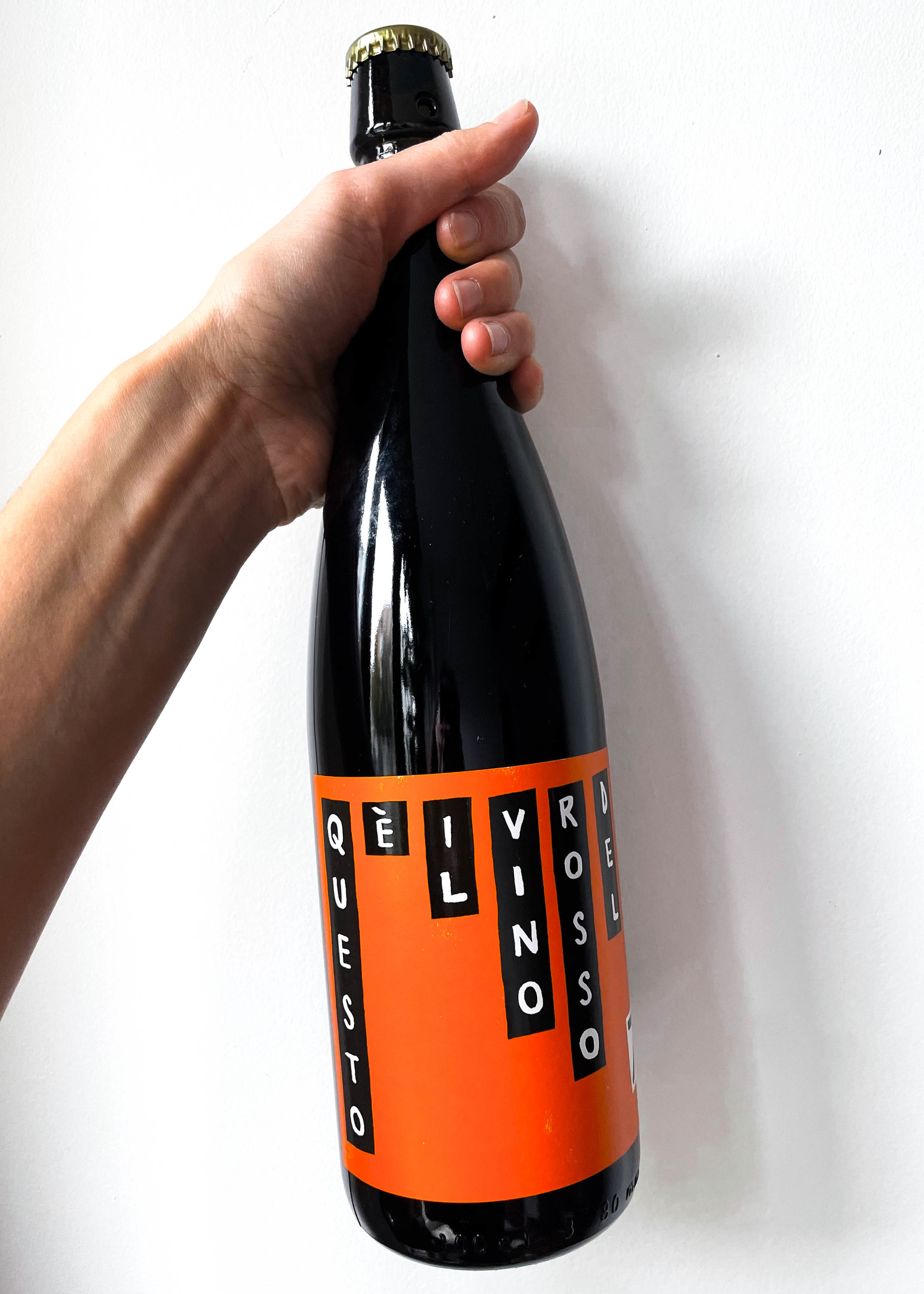Sette Questo è il Vino Rosso del 2019 (1L) - Sette - 2019
