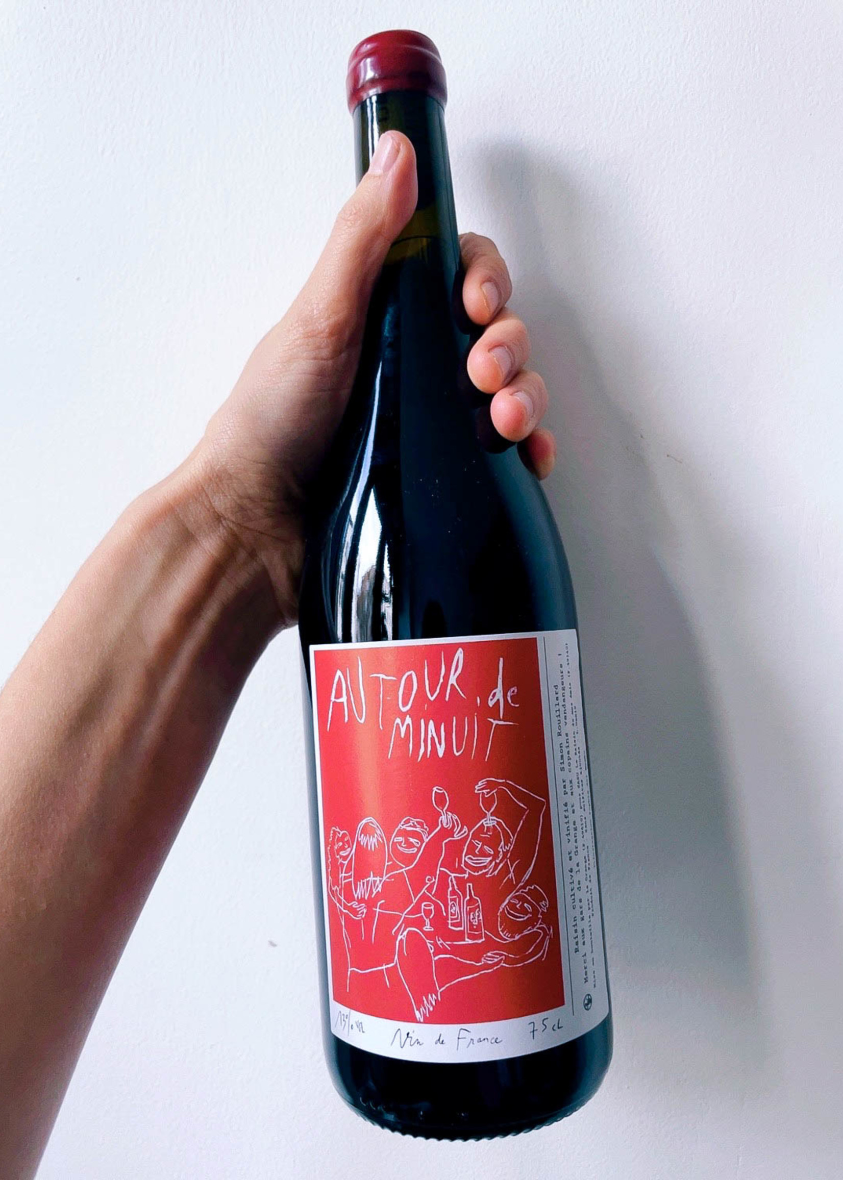 edelrot natural wine selections BOWIE - Volume 2 - wijnselectie