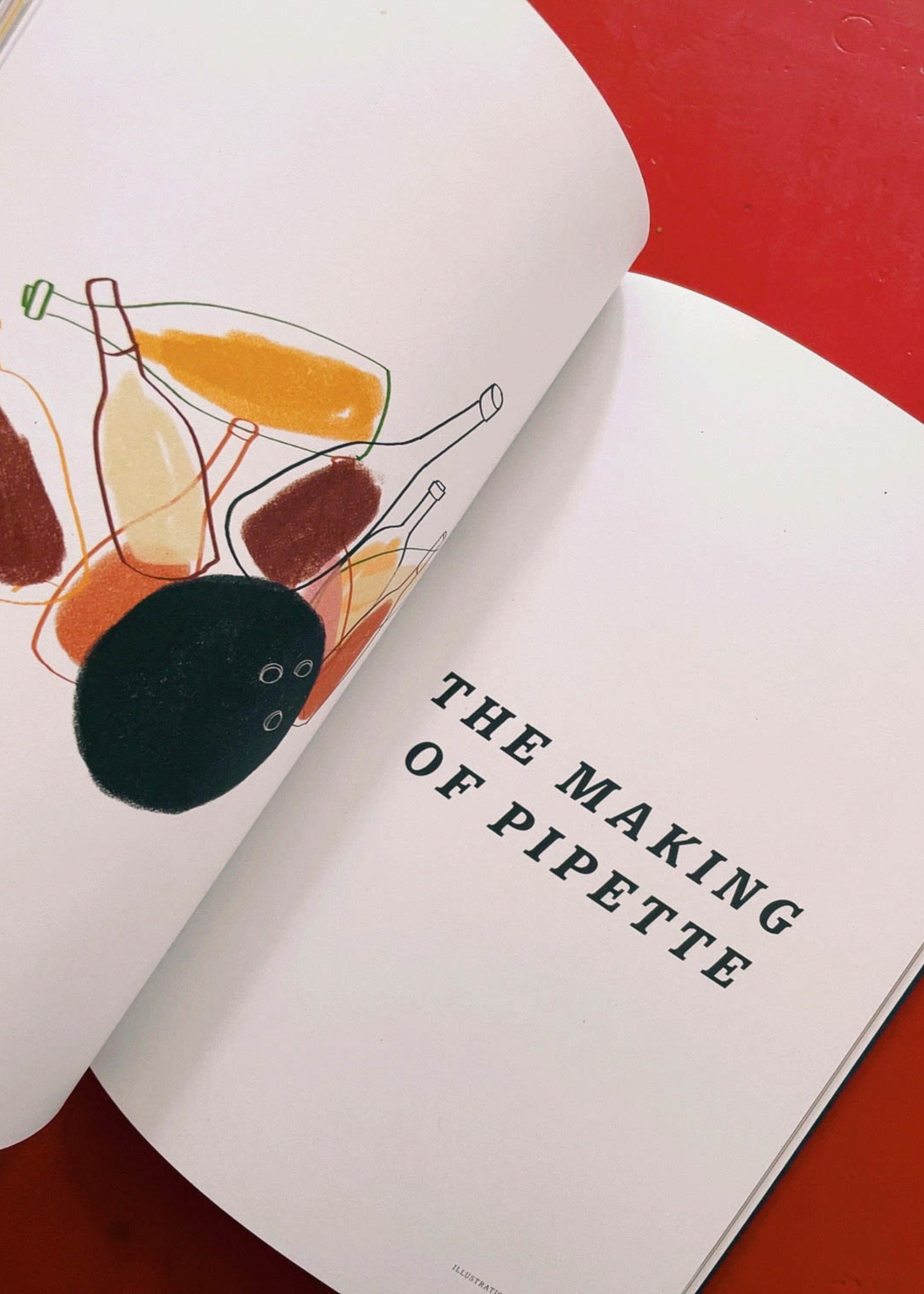 Pipette Magazine Pipette - the indie mag about natural wines - Issue 9