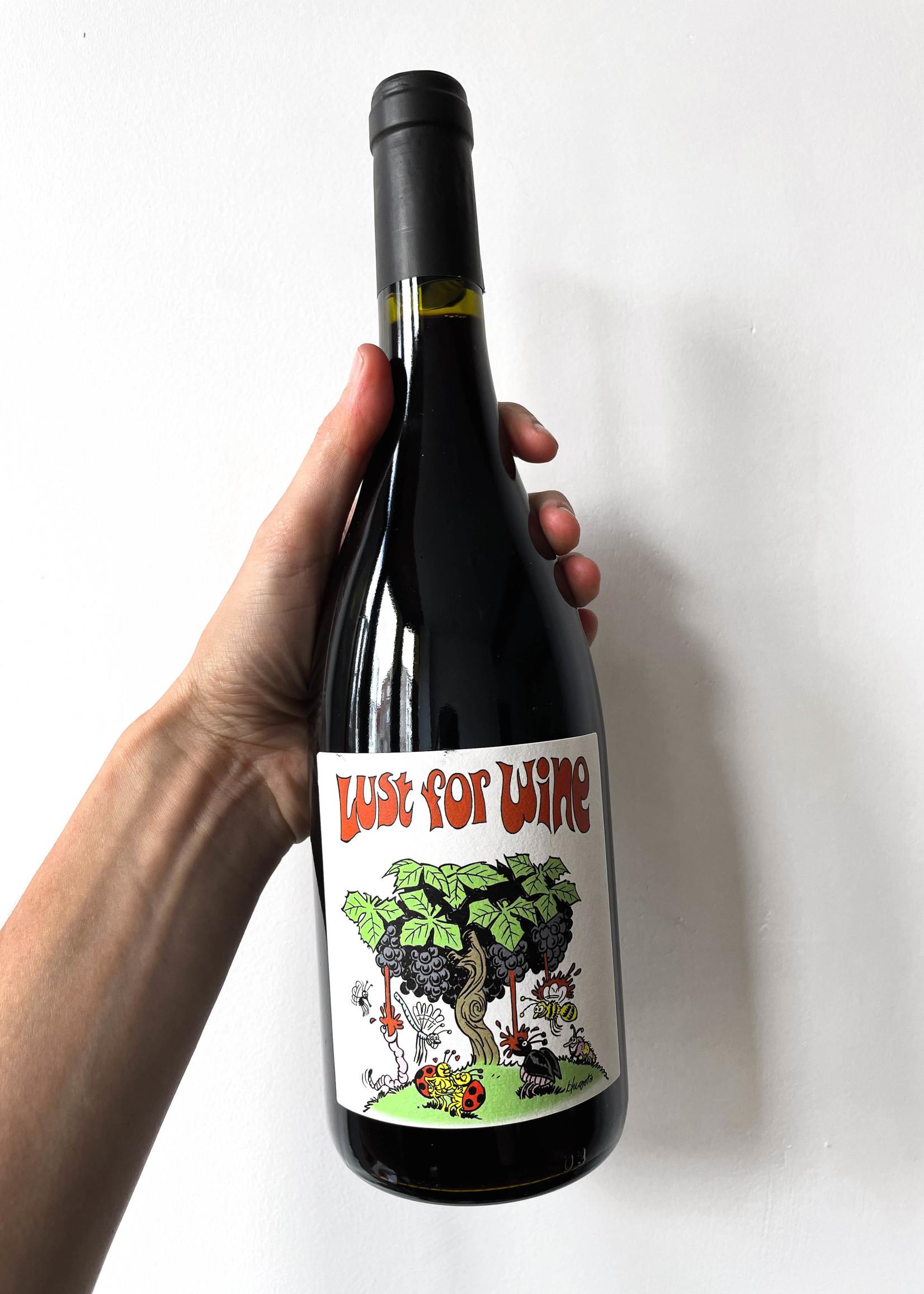 Pèira Levada Lust For Wine - Pèira Levada - 2018