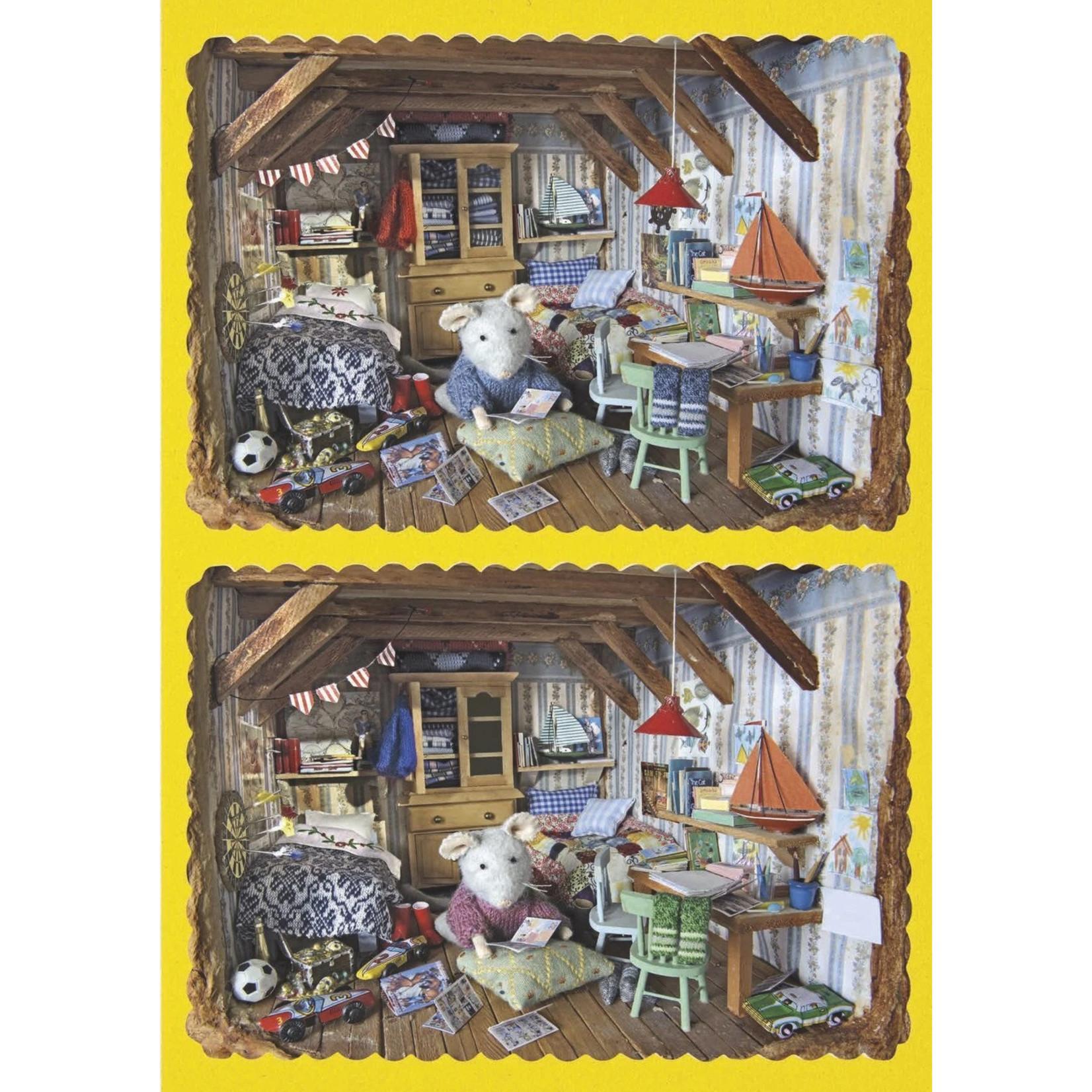 Het Muizenhuis • doeboek  Sam & Julia