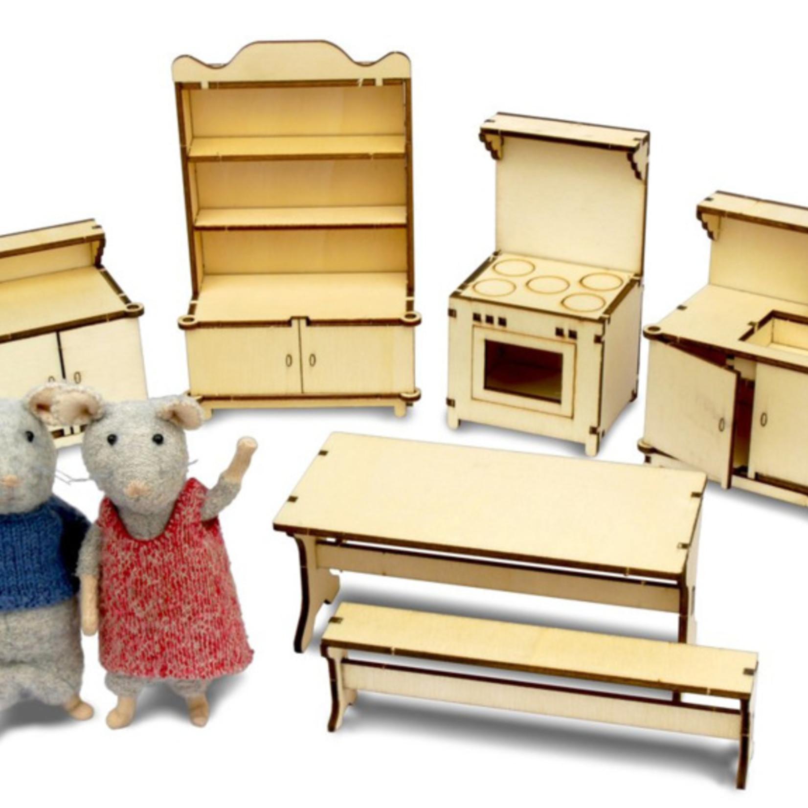 Het Muizenhuis • meubelkit keuken