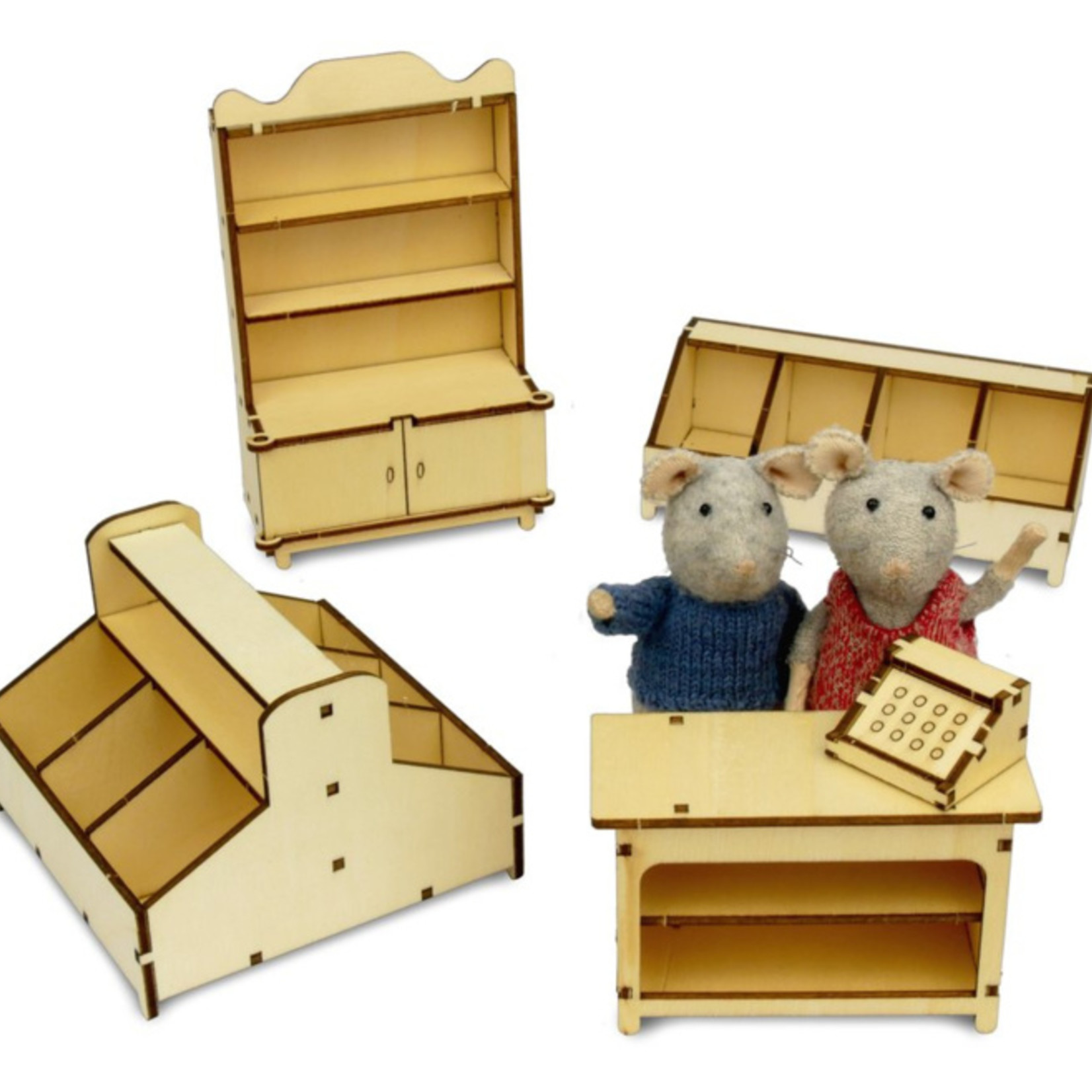 Het Muizenhuis • meubelkit winkel