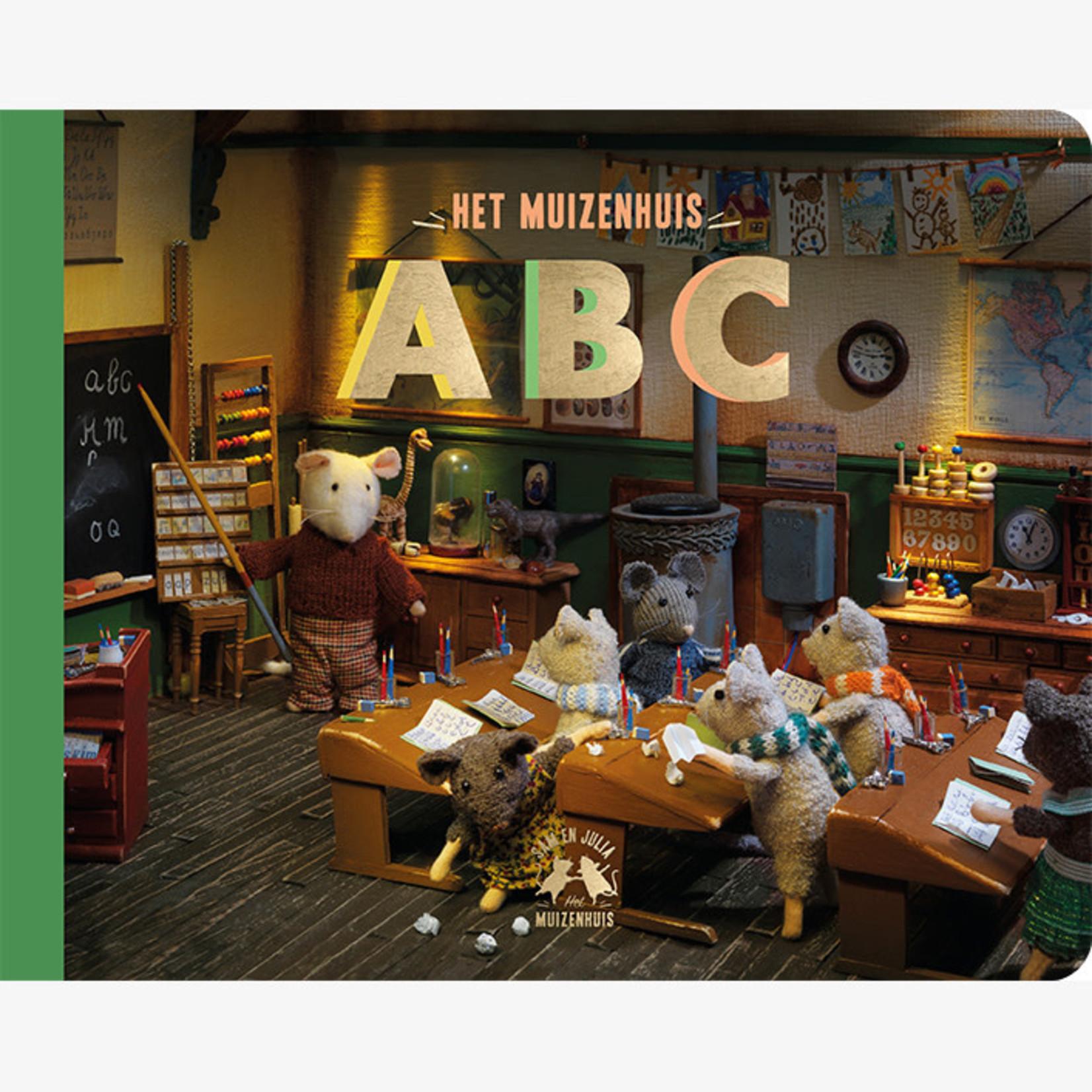 Het Muizenhuis • kartonboek 'ABC'