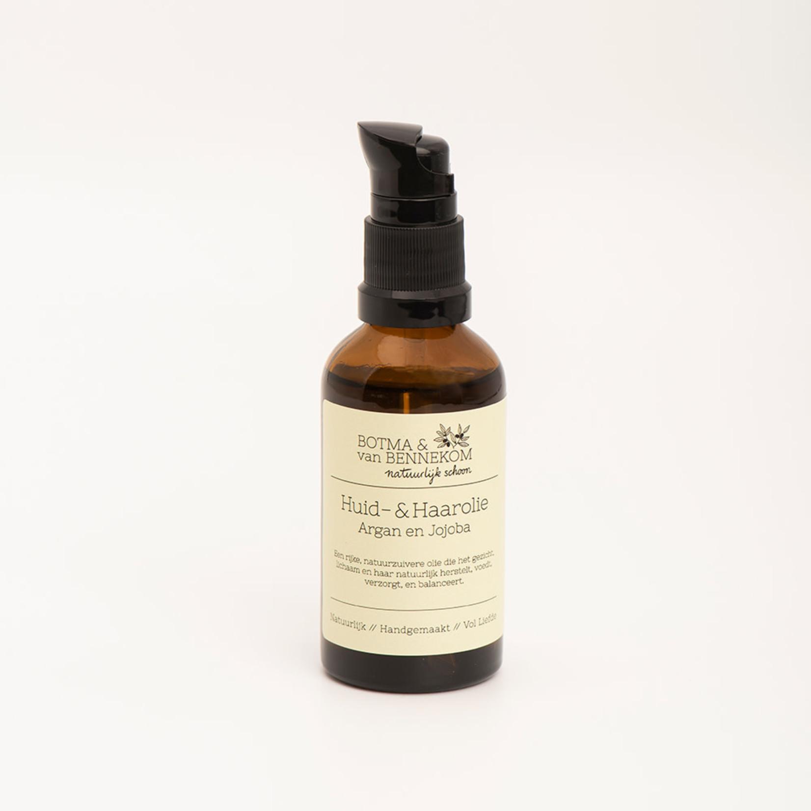 Botma & van Bennekom • huid- & haarolie 50 ml