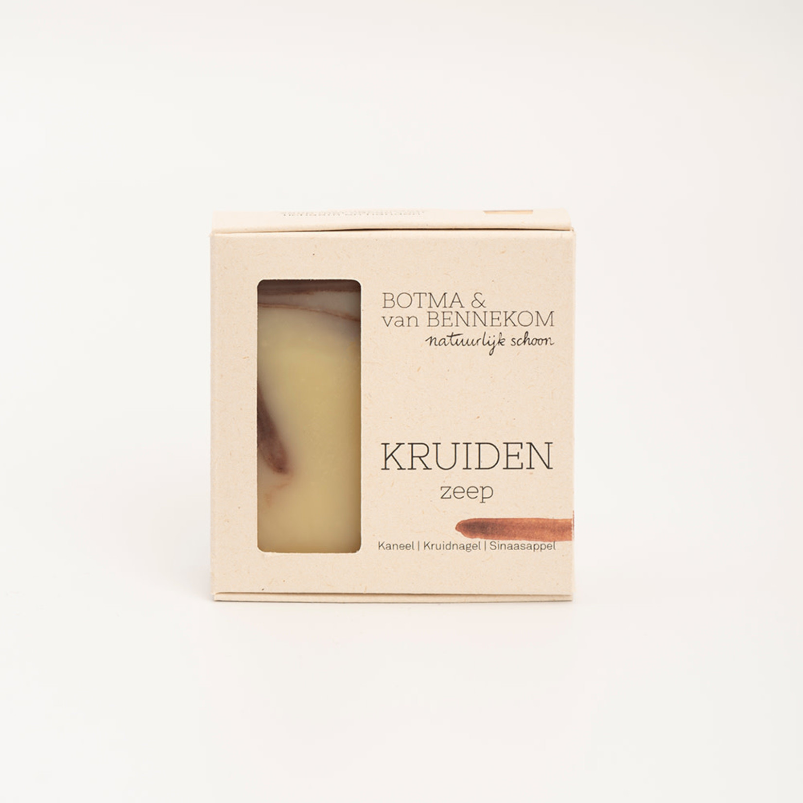 Botma & van Bennekom • kruidenzeep 100 g