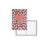 Bystudio-Steef • kaart 'hart'