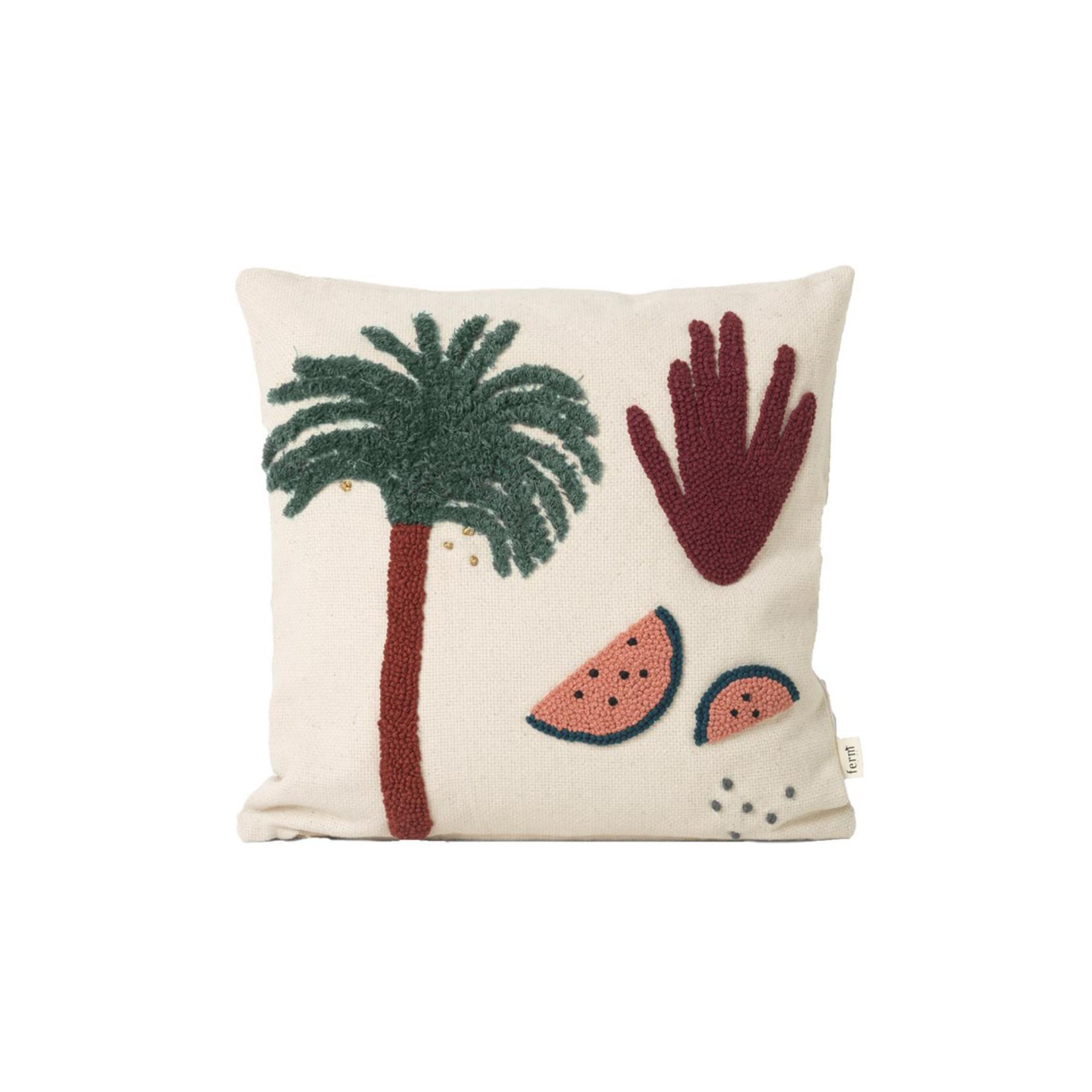 Ferm Living • cushion palm