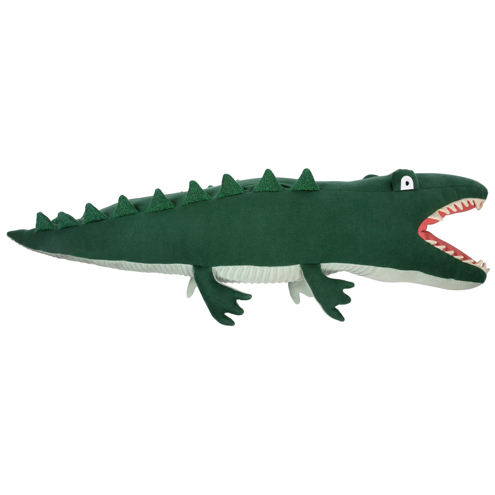 Meri Meri • mega knuffel krokodil Jeremy