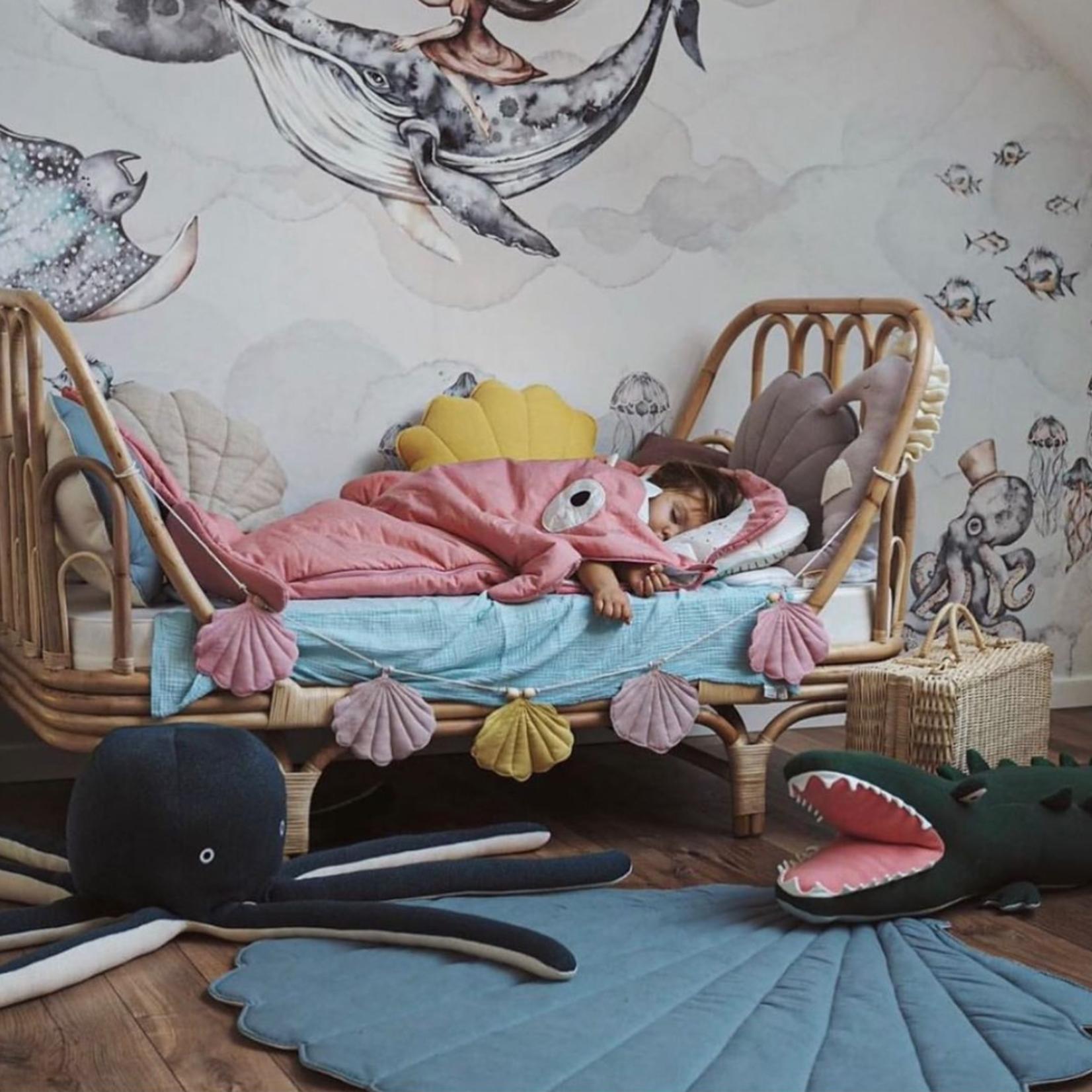 Meri Meri • mega knuffel octopus Cosmo