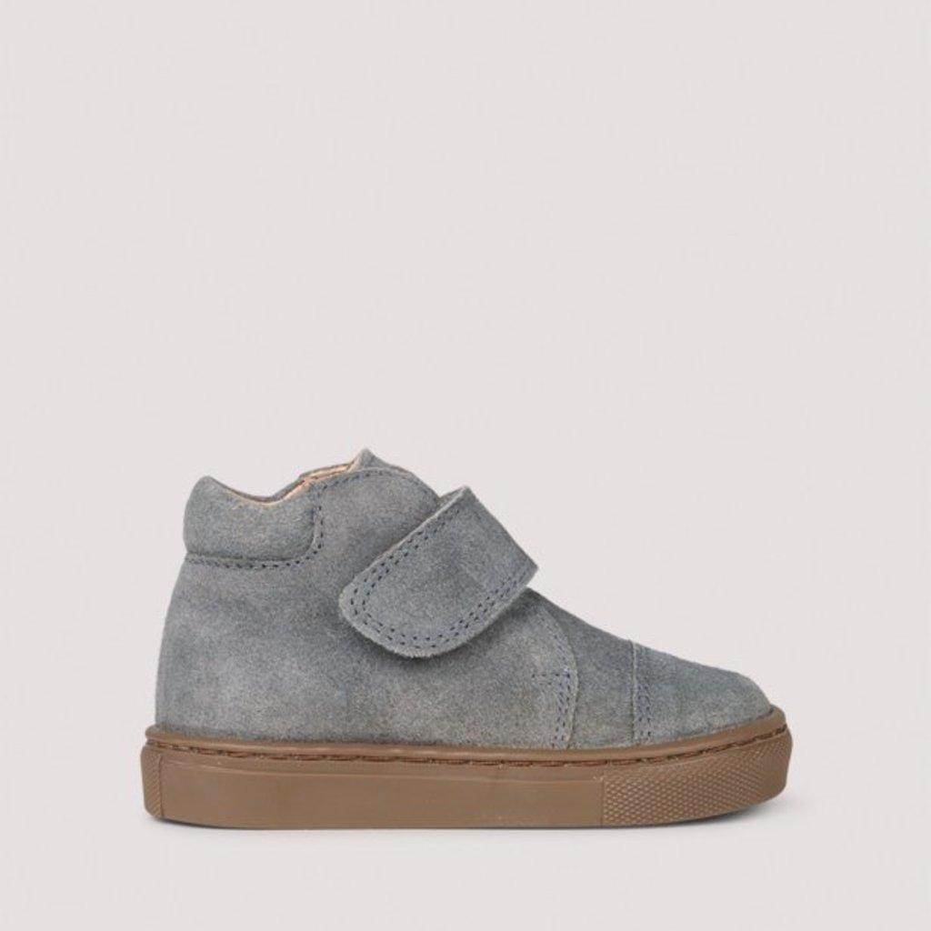 Petit Nord Copenhagen Sportieve schoen, Denim Suede