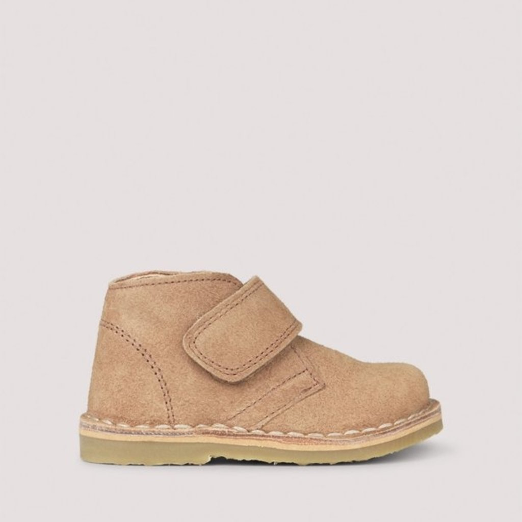 Petit Nord Copenhagen Desert boot, Caramel Suede
