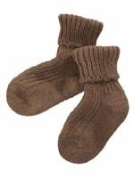 Hirsch Natur Kamelenhaar sokjes
