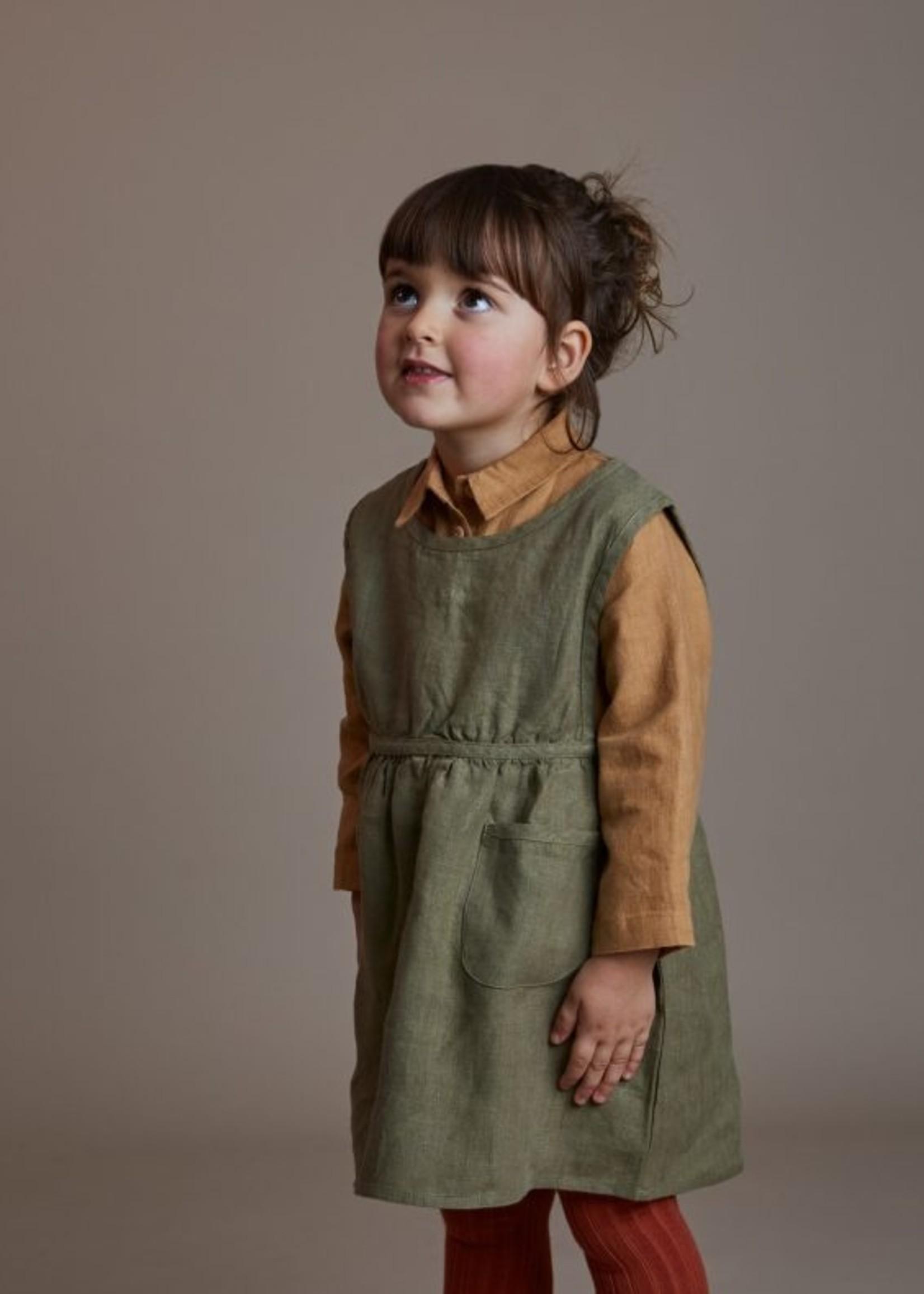 Matona Nora Pinaforce  dress