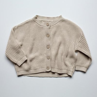 The Simple Folk The Chunky Cardigan