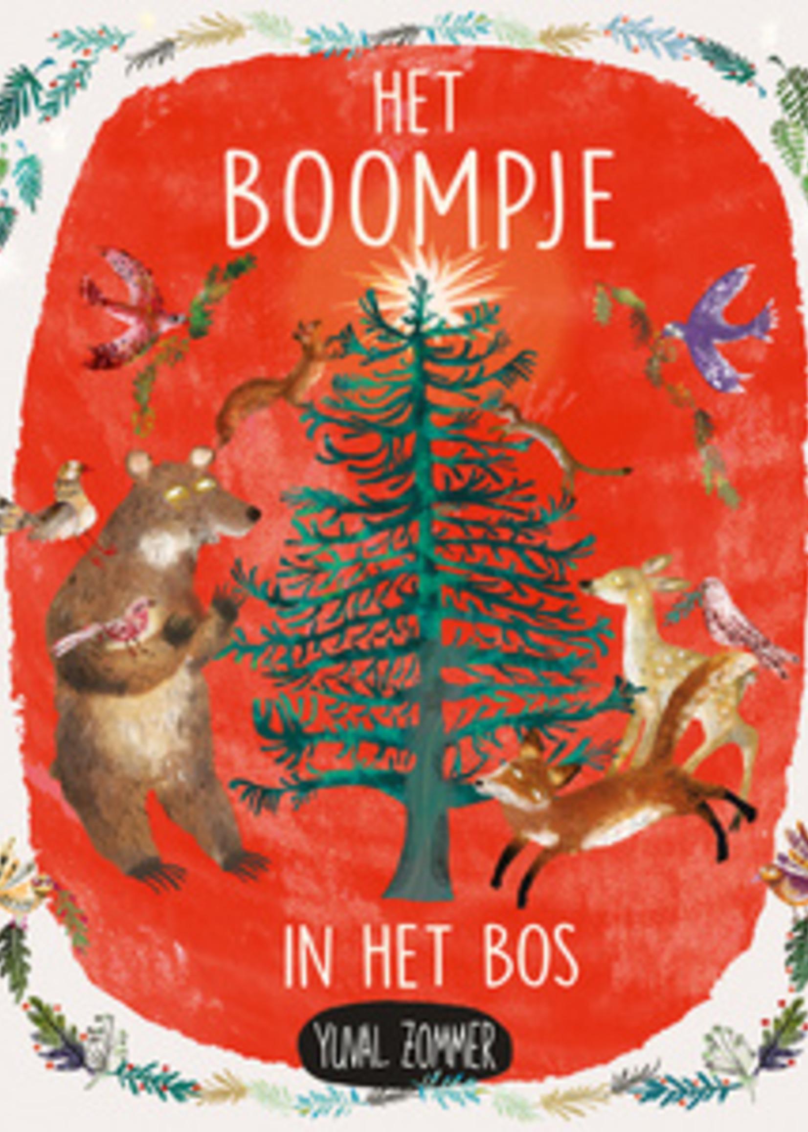 Uitgeverij Christofoor Het boompje in het bos, Yuval Zommer